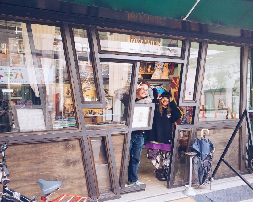 Invasion Club; Tattoo Shop in DenDenTown